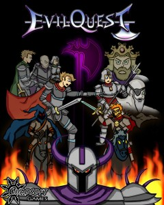 EvilQuest review on The Indie Mine