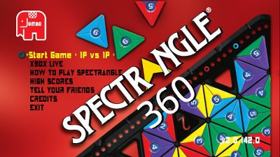 Spectrangle360 for Xbox 360