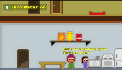 Quiet, Please by Nostatic Software for XBLIG