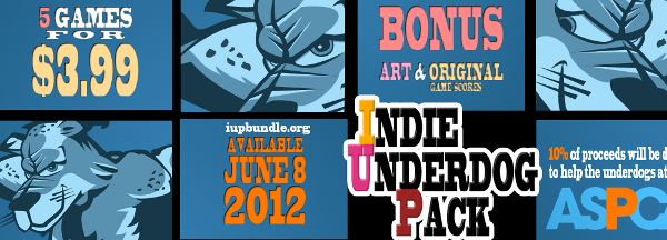 Indie Underdog Pack Bundle