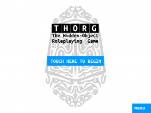 THORG: The Hidden-Object Roleplaying Game