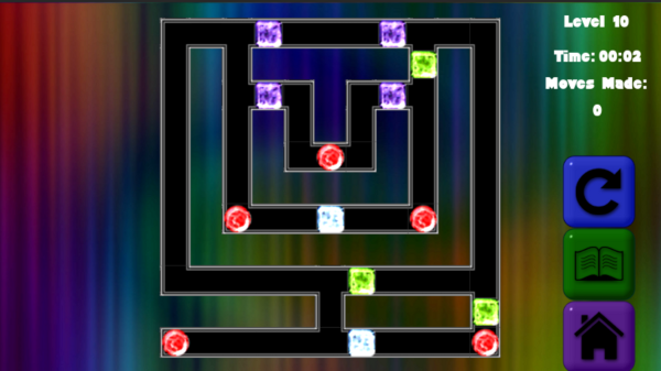 Gemclusion by Flaming Hammer Games