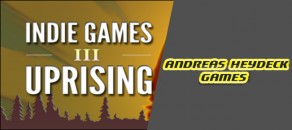 Indie Games Uprising interview with Andreas Heydeck