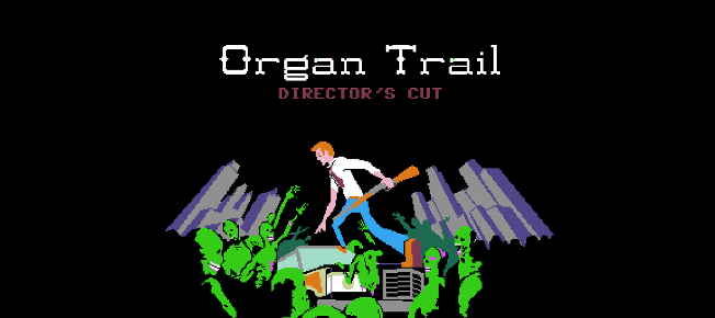 Organ Trail by The Mean Who Wear Many Hats