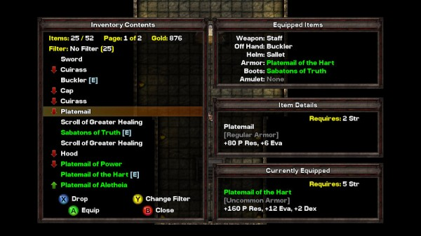 Brimstone Inventory Screen