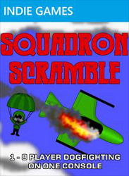 Squadron Scramble for Xbox by Depth Charge Software
