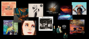 February 2013 Music Roundup