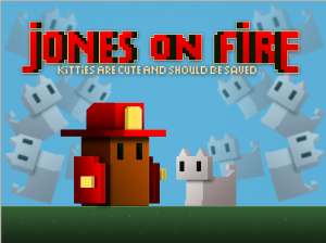 Jones On Fire by Glass Bottom Games
