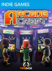 Arcadecraft by Firebase Industries