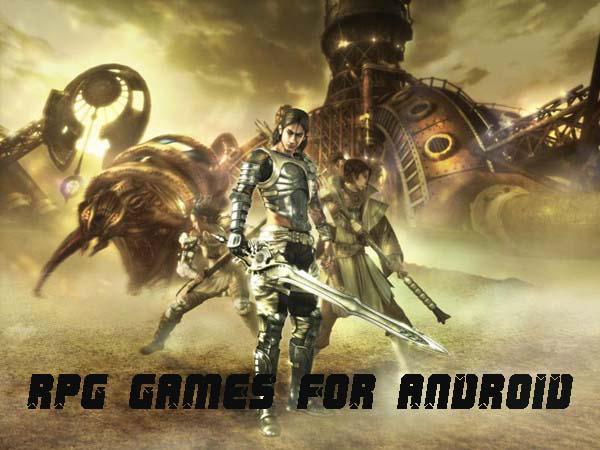 Best RPGs for Android in 2013