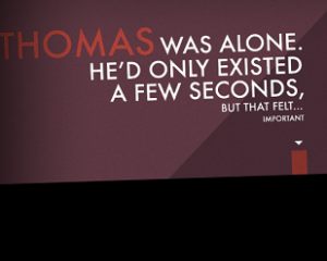 Thomas Was Alone PS Vita PS3