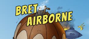 Bret Airborne by Machine 22