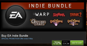 "EA's ""Indie Games Bundle"""