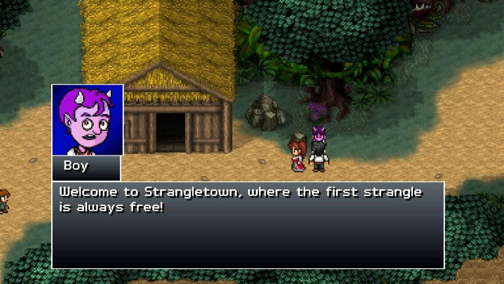 Strangletown