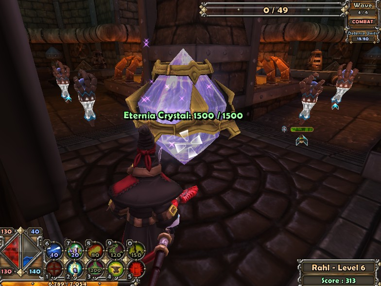 Dungeon Defenders Linux