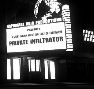 Private Infiltrator by Espionage Noir Productions