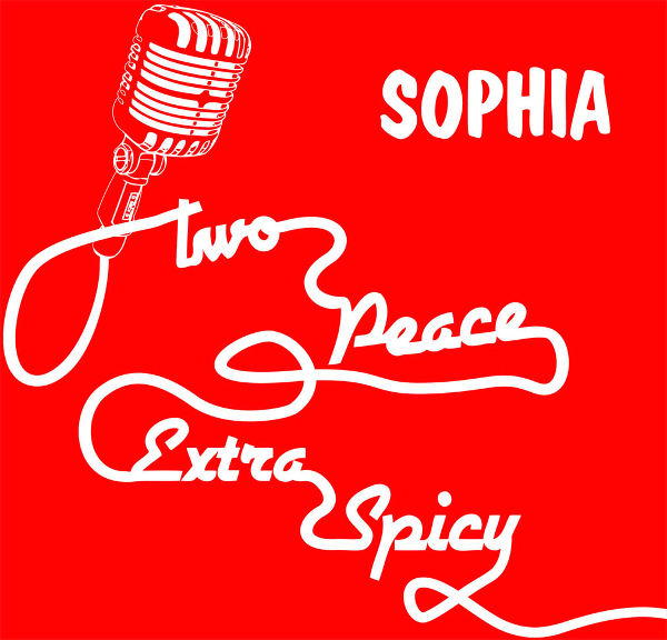 Two Peace Extra Spicy - Sophia EP