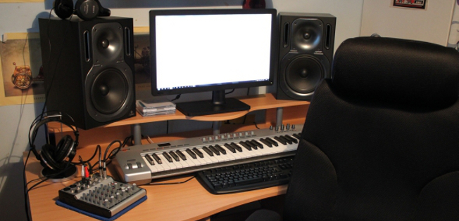 Enjoyable Bedroom Music Studio Home Studio Ideas Home Studio Dawg Blog Largest Home Design Picture Inspirations Pitcheantrous
