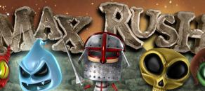 Max Rush by Evodant Interactive and Dark Spark Studios