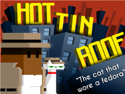 Hot Tin Roof: The Cat That Wore a Fedora by Glass Bottom Games