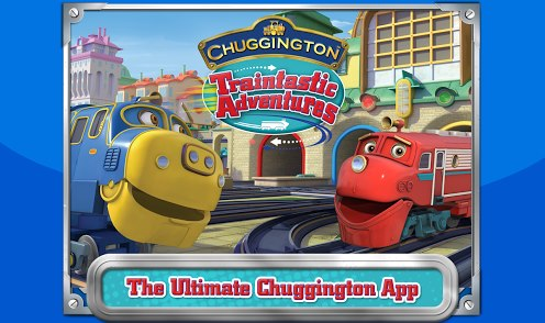 Chuggington: Kids Train Game Review