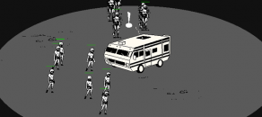 Walking Dead Game Jam Featured