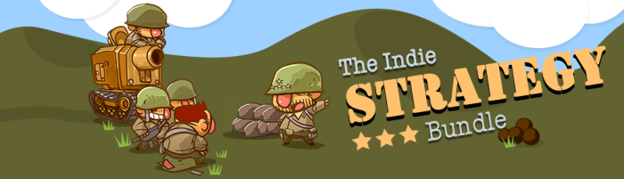 The Indie Strategy Bundle from Bundle In A Box