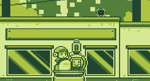 GBJAM Mini Invaders