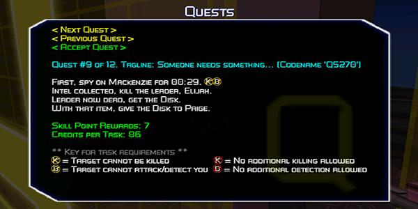 Quests 3089