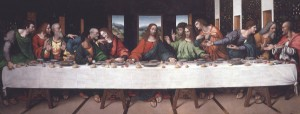 Last Supper Resize