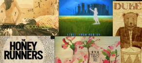 The Indie Mine August 2014 Music Roundup